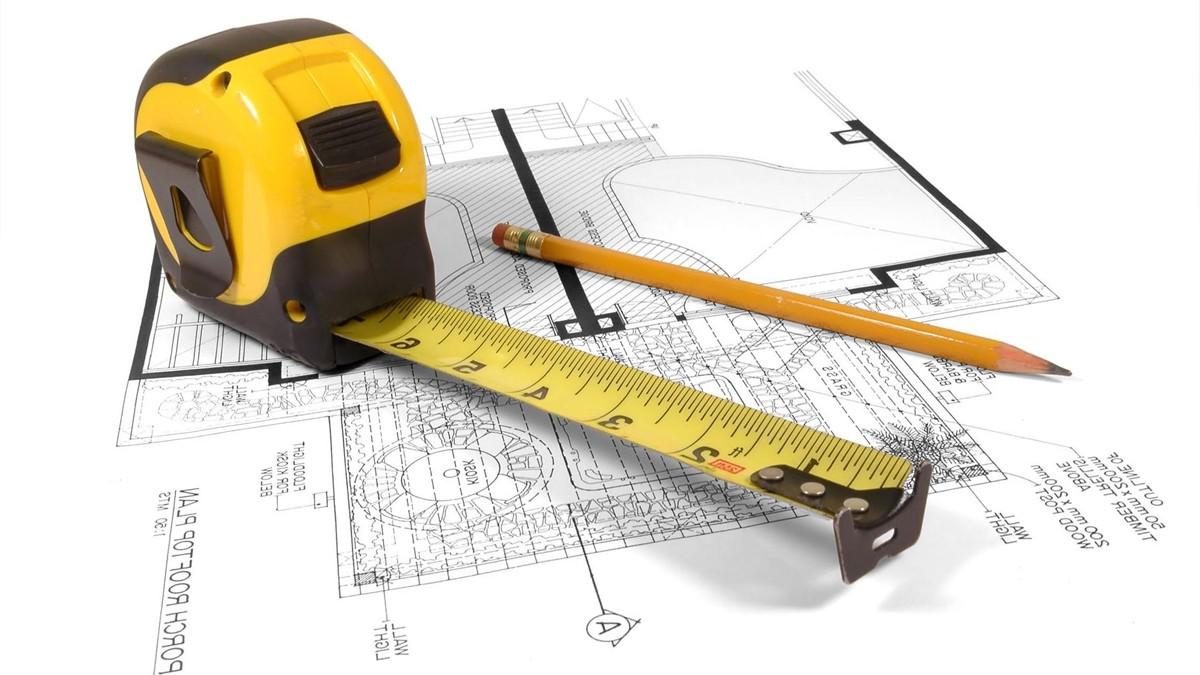 Проведение обмеров помещений и графическое оформление результатов