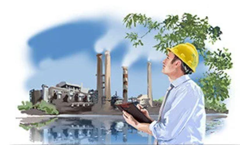 Разработка комплекса мероприятий по охране атмосферного воздуха | gorodnichy